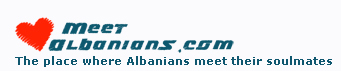 MeetAlbanians.com albanian dating